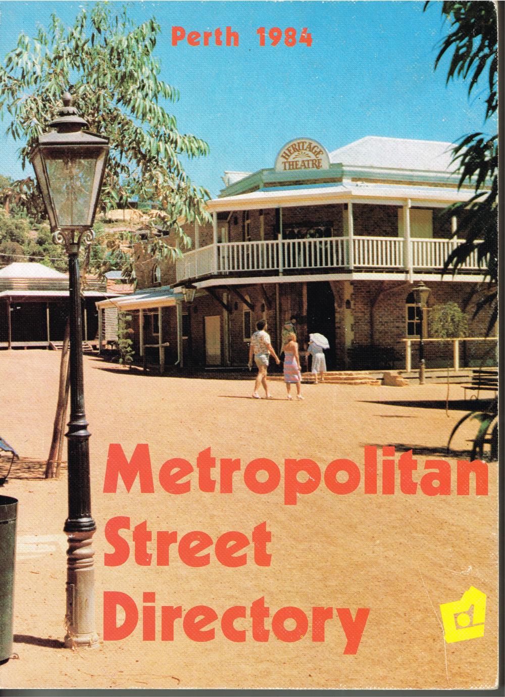 Metropolitan-Street-Directory
