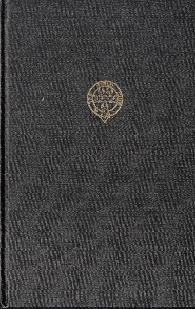 The History of the Weld Club 1871 - 1950 The Weld Club
