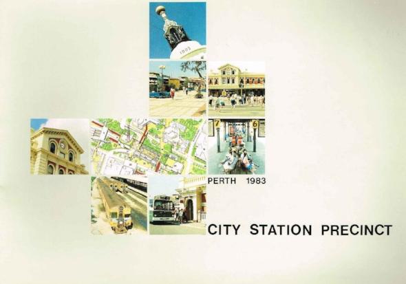 City Station Precinct  Perth City Council