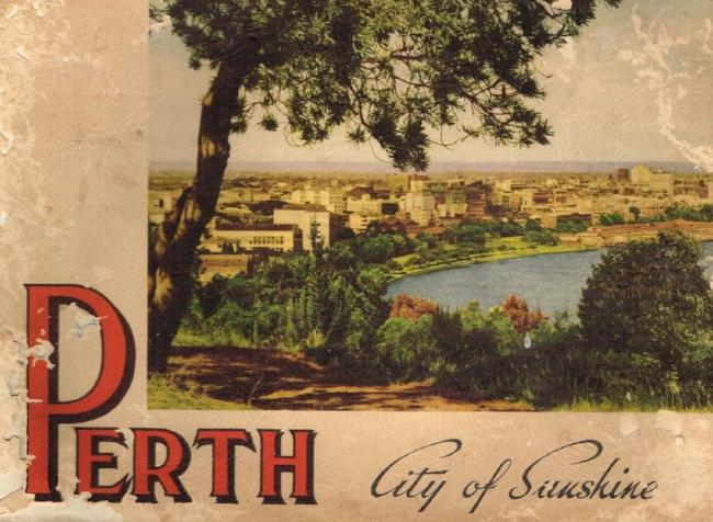 Perth : City of Sunshine   City of Perth