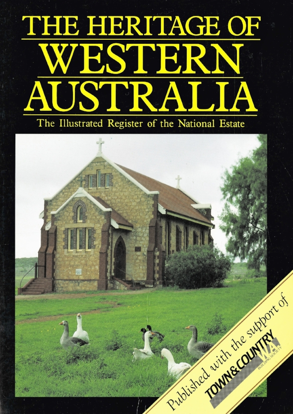 The Heritage of Western Australia   The Macmillan Company of Australia Pty Ltd