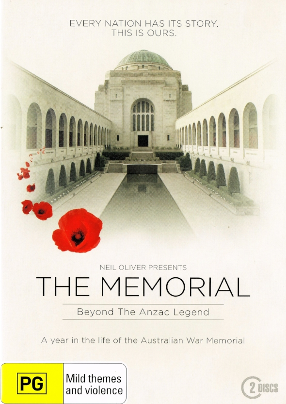 The Memorial : Beyond The Anzac Legend Neil Oliver presents