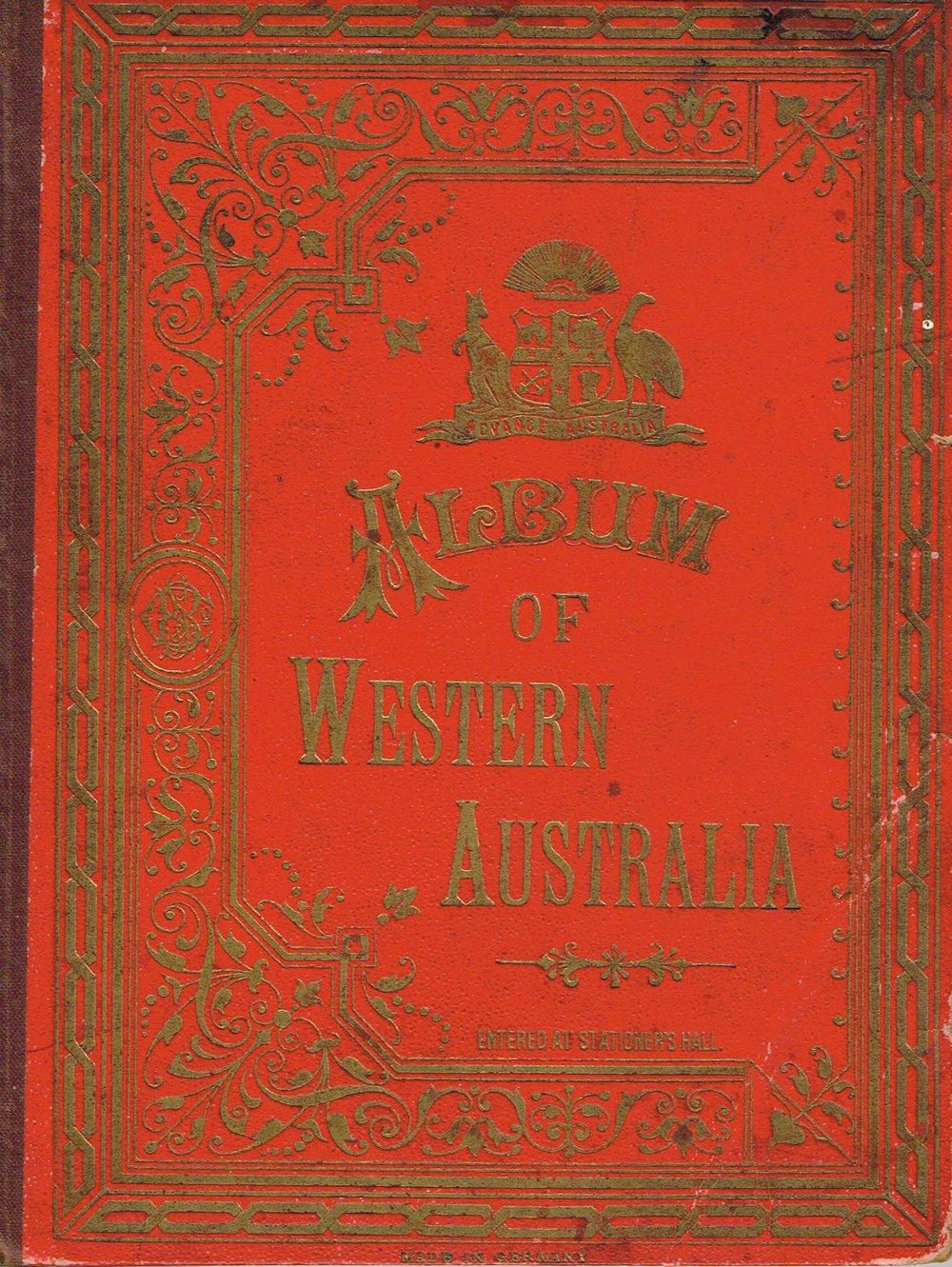 Album of Western Australia   B. Stein & Co.