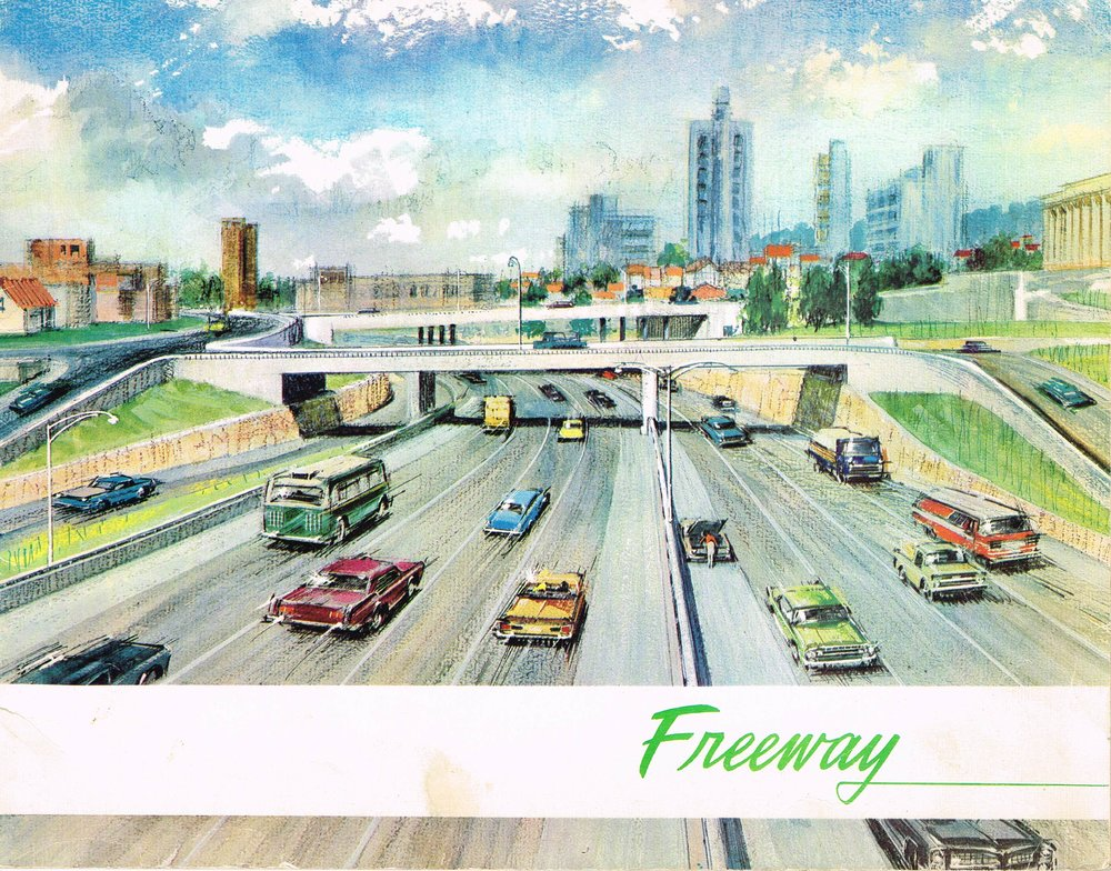 Freeway  Harry Mills Advertising