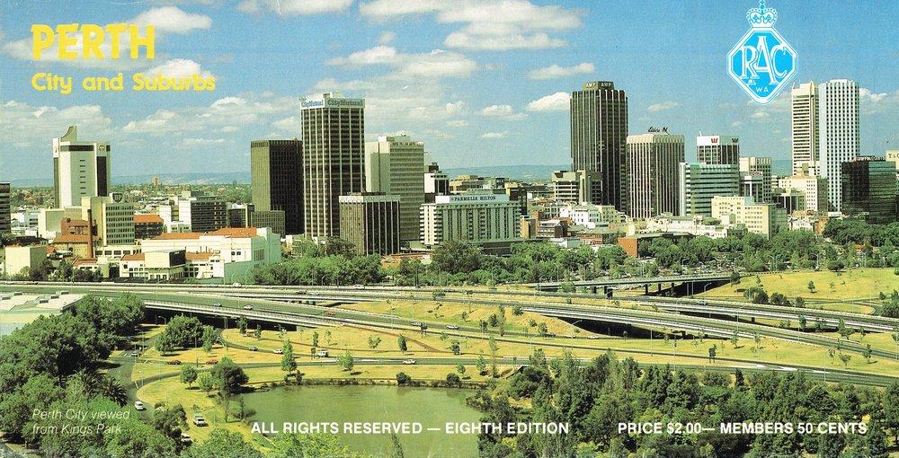 Perth : City and suburbs RAC