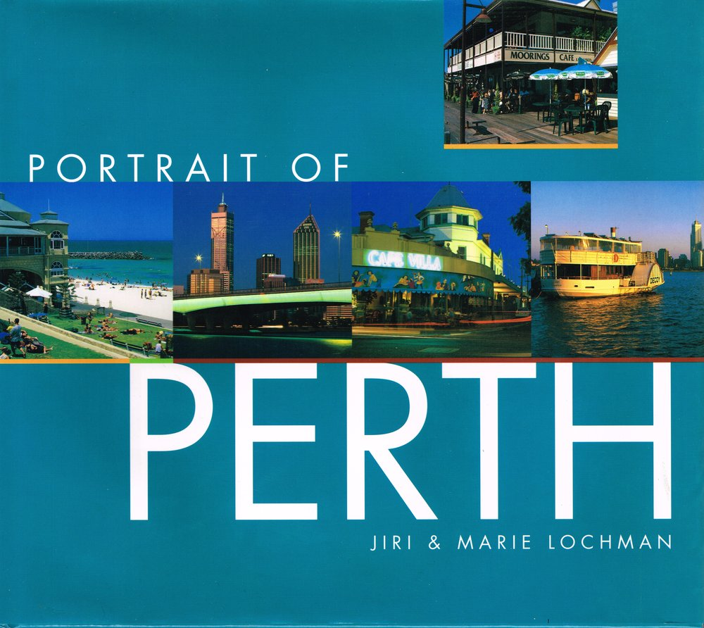 Portrait of Perth Jiri & Marie Lochman