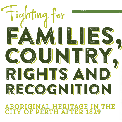 Fighting for Families, Country, Rights and Recognition