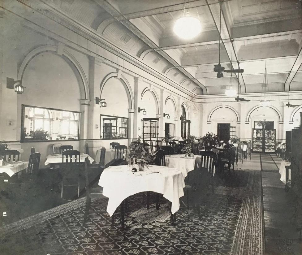 HISTORY OF MOANA CHAMBERS  Mona Chambers: 618 Hay St, Perth WA 6000