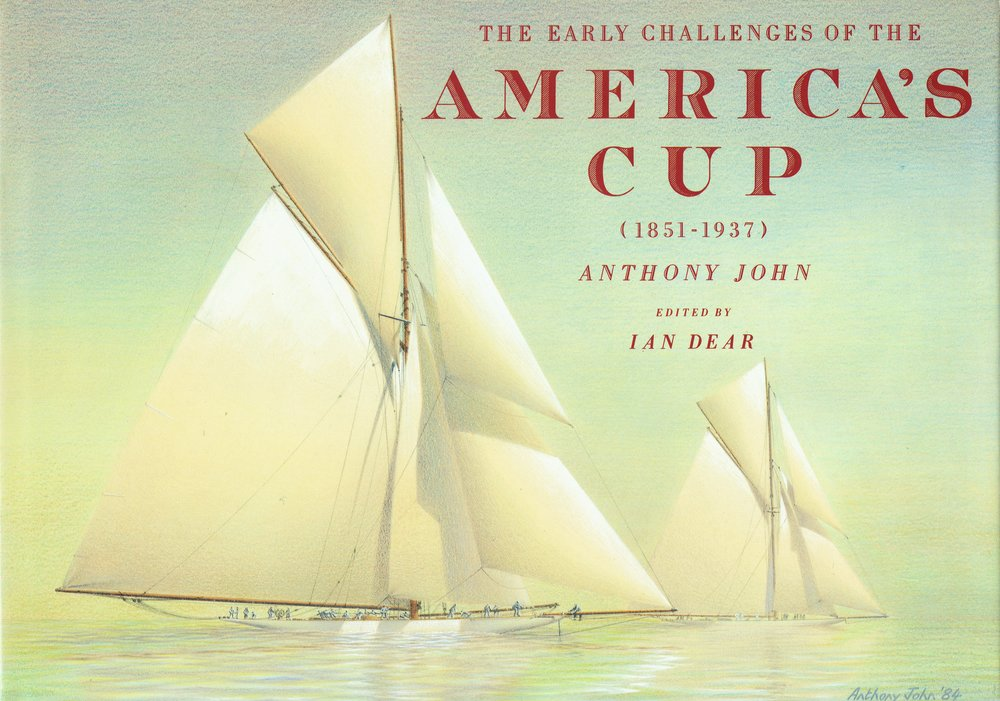The Early Challenges of the America's Cup.jpg