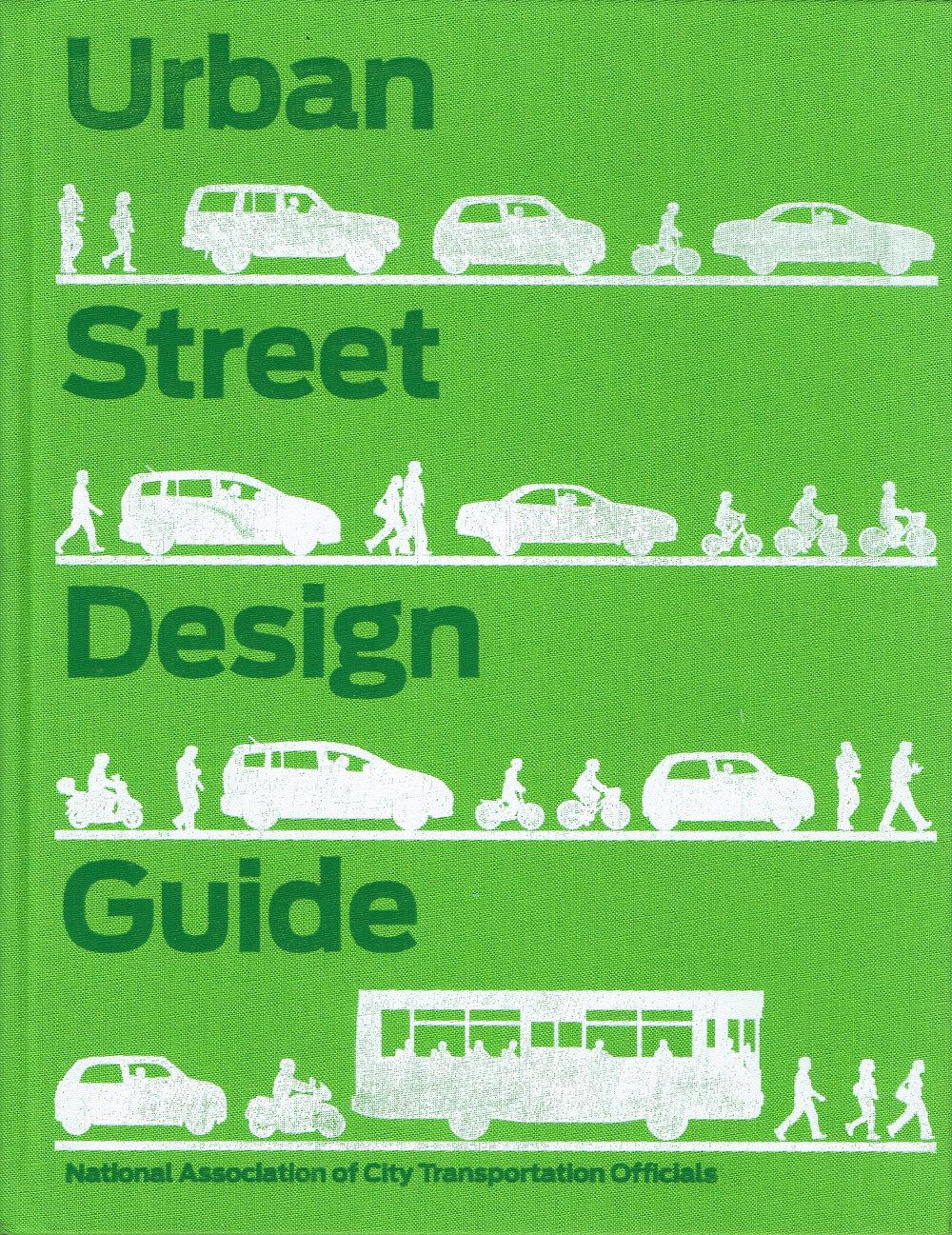 Urban street design guide   National Association of City Transportation Officials.