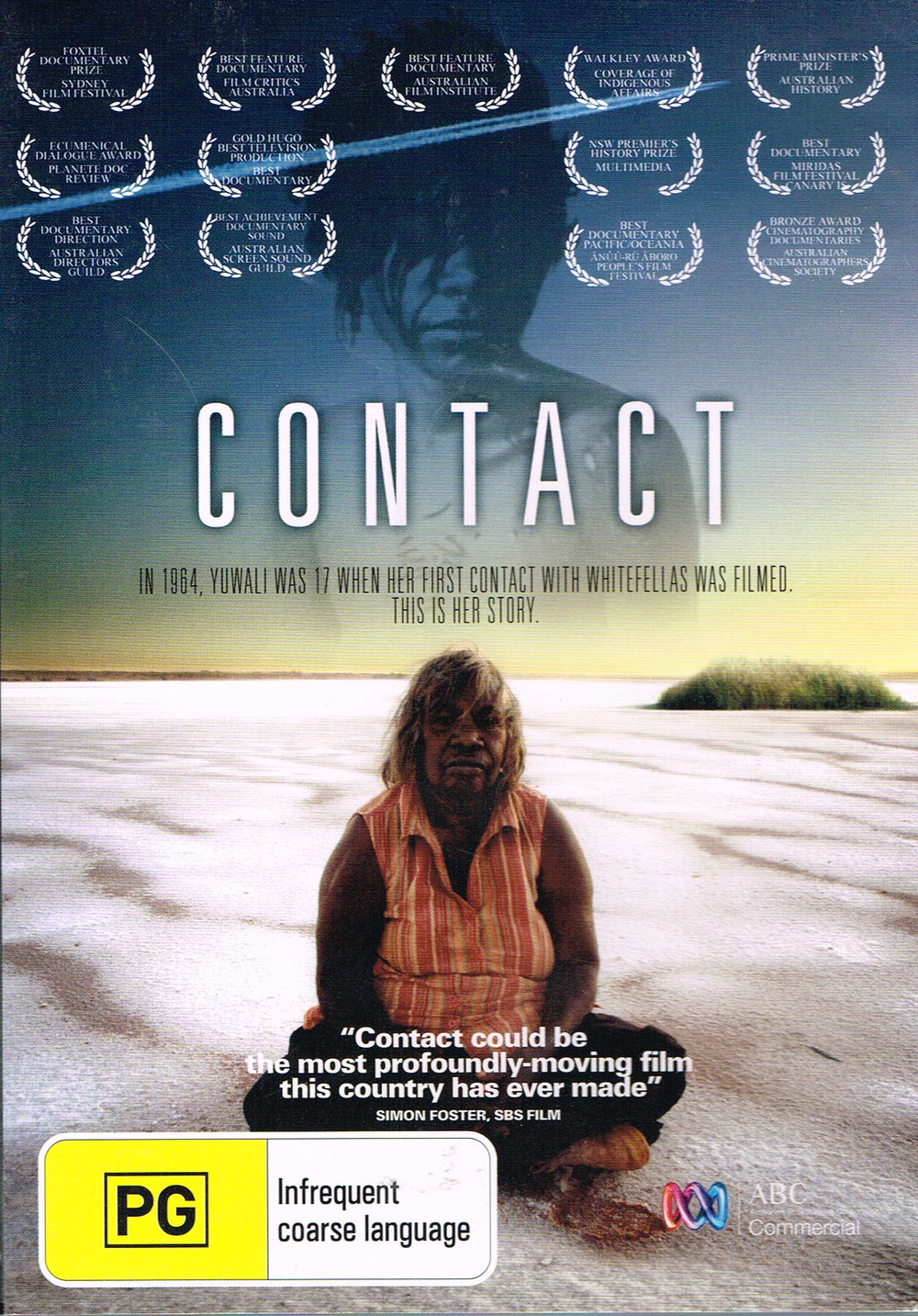 Contact   Screen Australia [and] Contact Films, in association with Arte France, and the Martu Community.