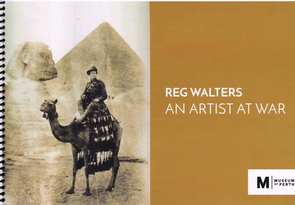 Reg Walters : An artist at war  Museum of Perth