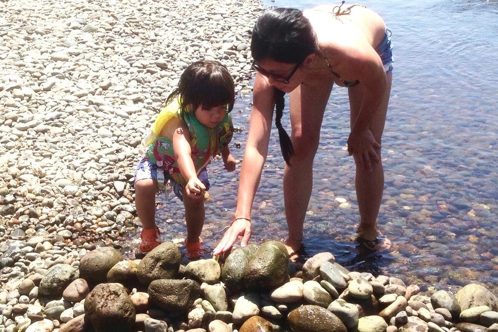 American River, Sacramento CA June 2014