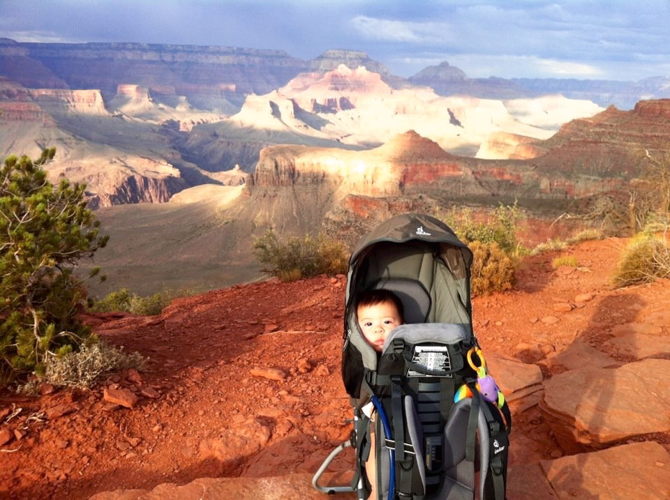 South Kaibab Trail, Grand Canyons National Park Aug 2012