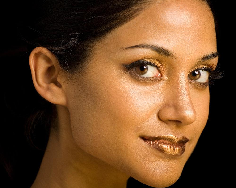 Desi Woman