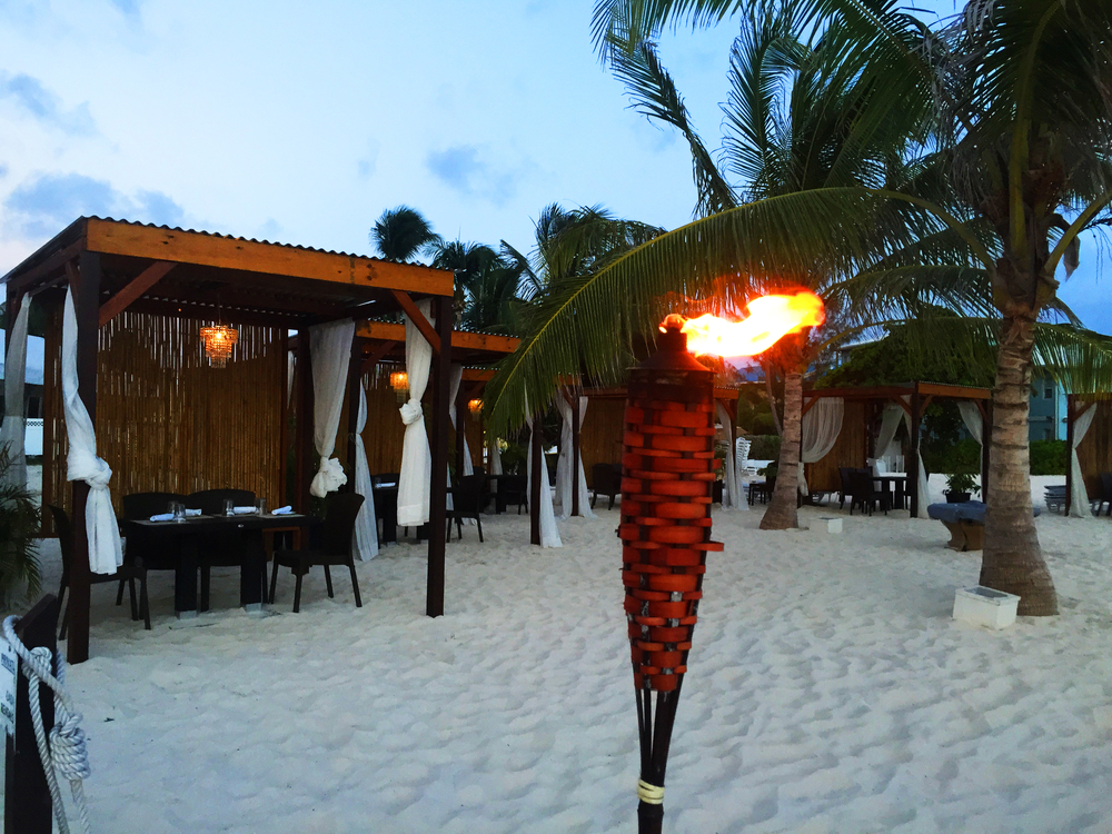 Beach Cabana Cayman