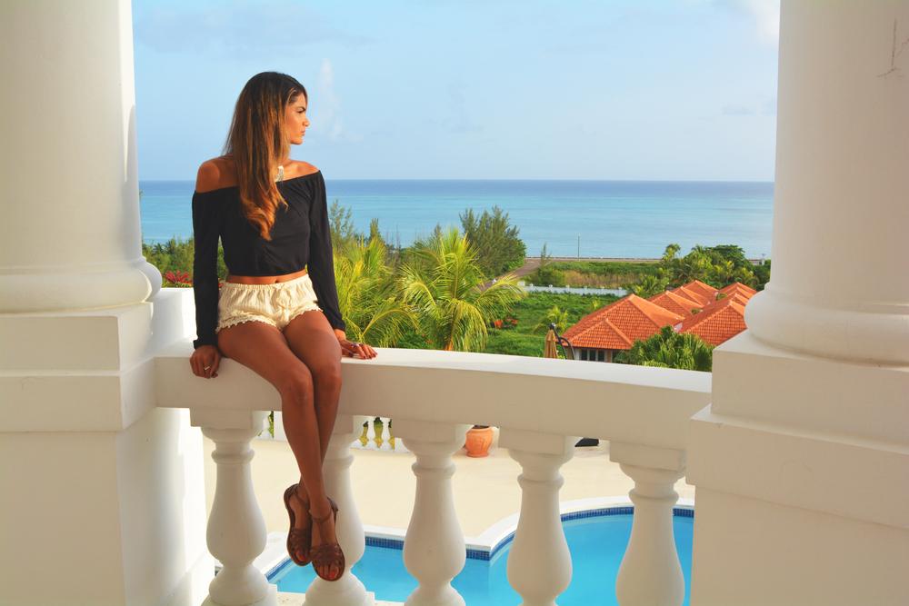 Ocean West Hotel, Nassau