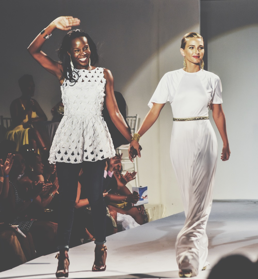 Isy B_Cayman Fashion Week