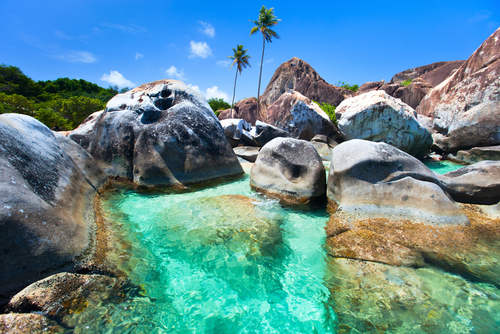 Boulders at The Bath's - Virgin Gorda