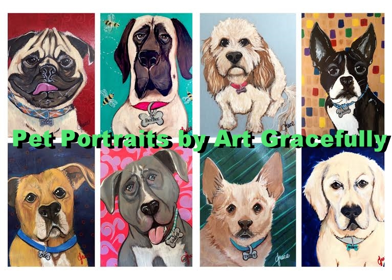 Paintings by Grace Emden