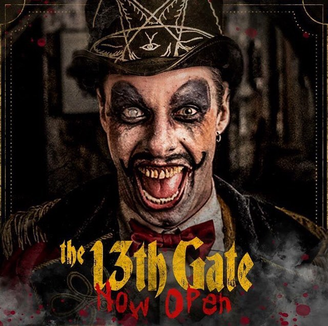 Come one, come all... 13th Gate is now open with lots of new attractions to see! 🤡🕷🔥🎪💣🎈