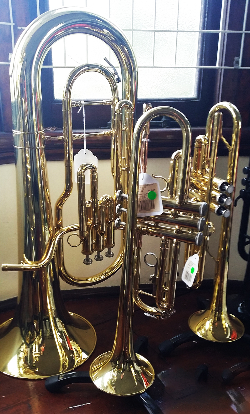 Trumpets and Horns