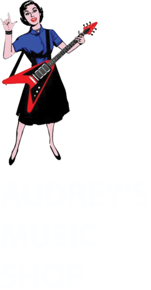 Audrey's Music Shop - 0410192080