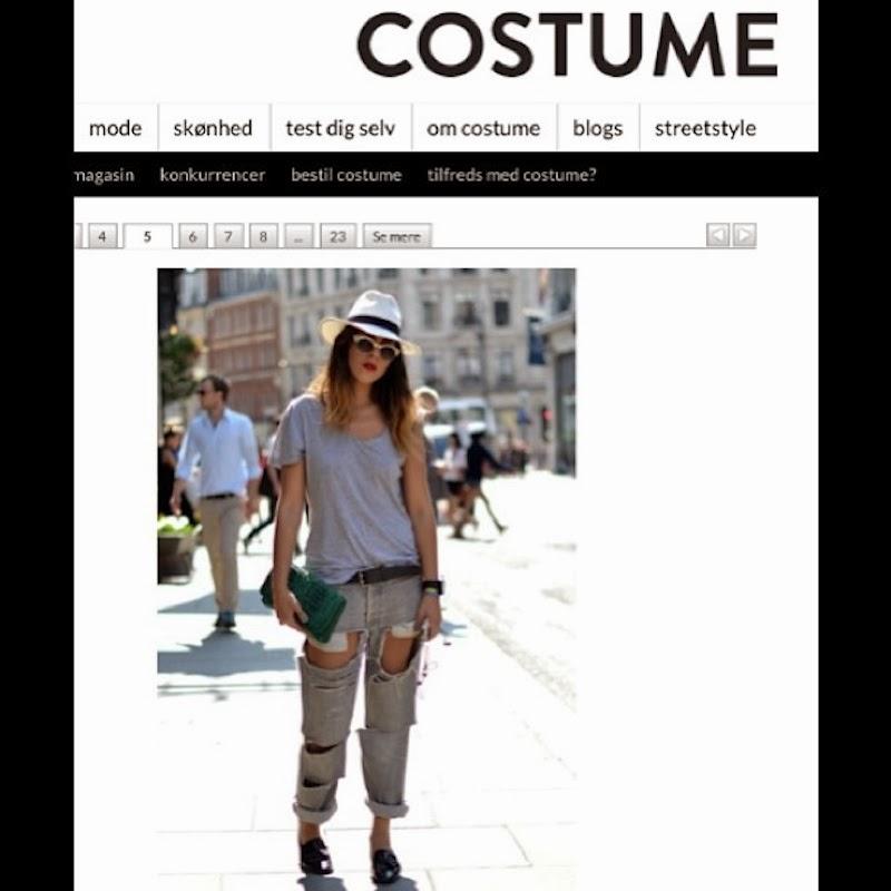 Costume Magazine - Denmark