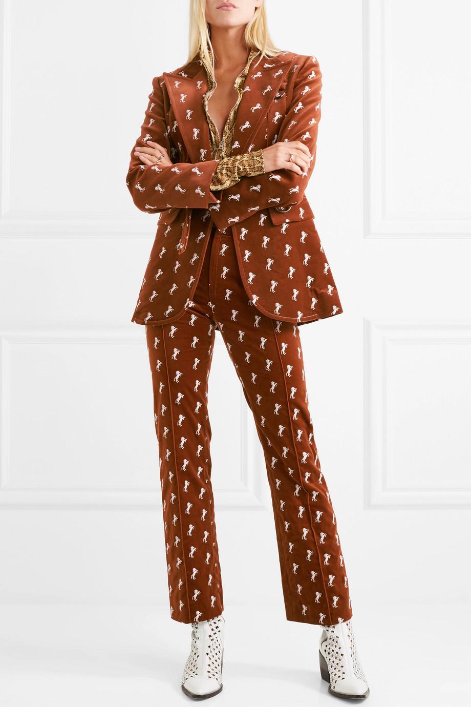 CHLOE  //  Blazer  |  Pants