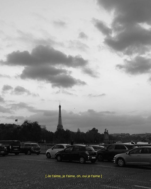 Paris. 🥀