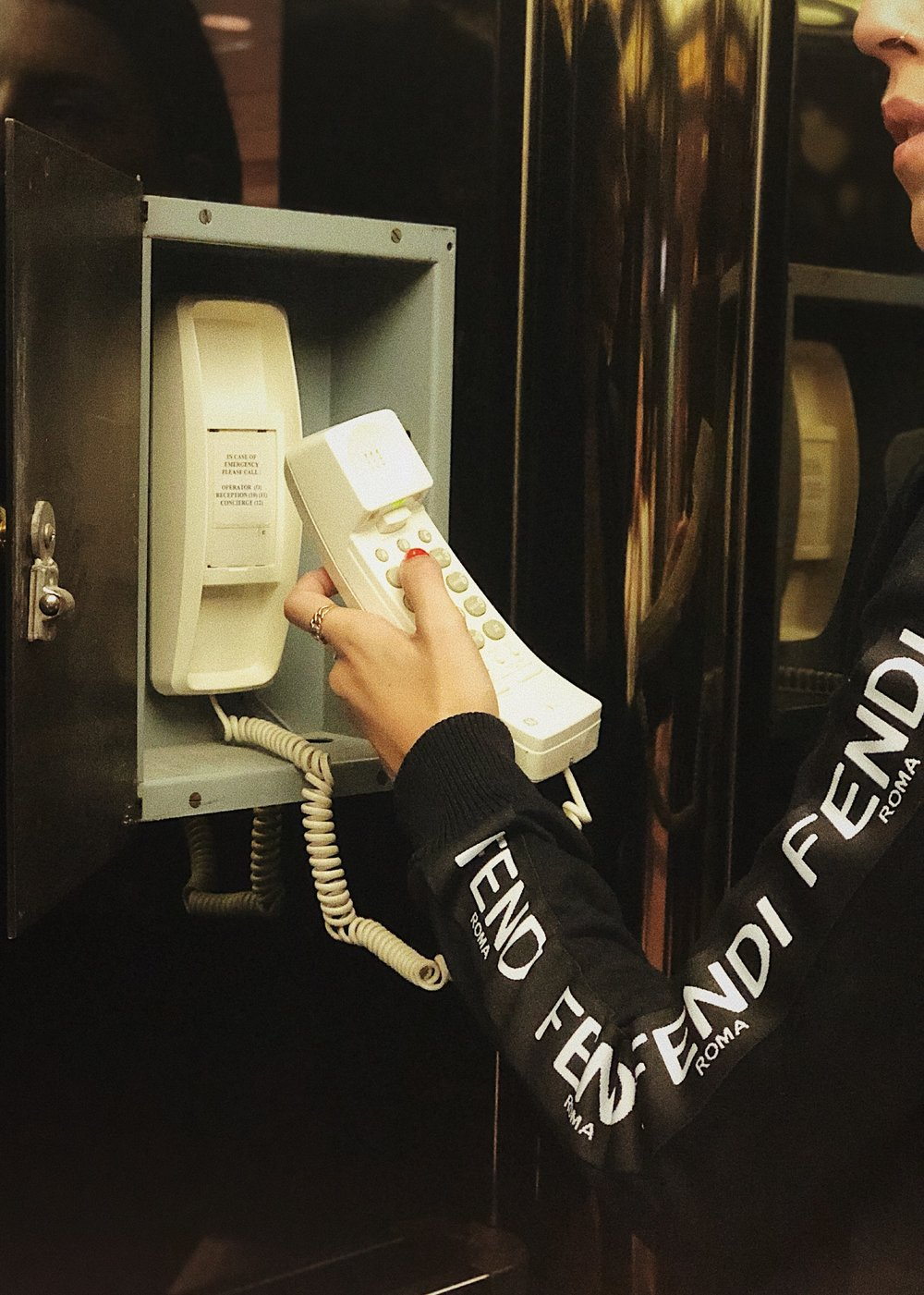 fendi roma telephone NEW.JPG