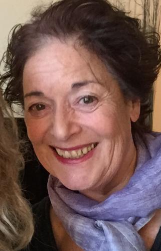 Barbara Davies, Zürich, November 2015. Photo by Laura London.