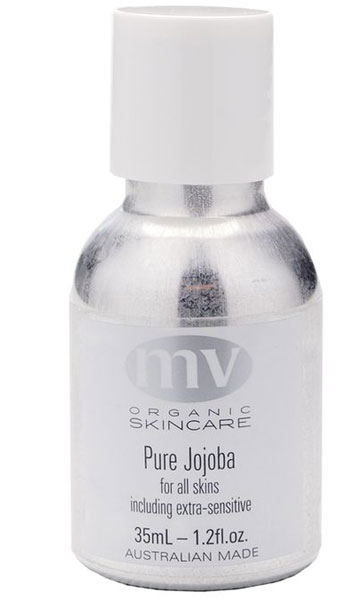 MV Organic Skin Care Pure Jojoba Oil