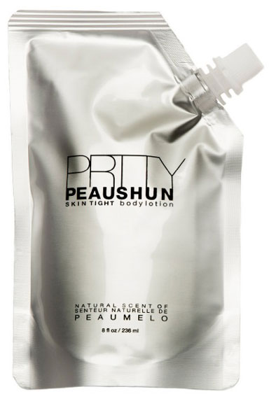 Prtty Peaushun Organic Highlighter BodyLotion