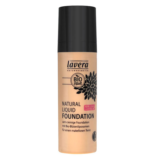 LAVERA LIQUID FOUNDATION