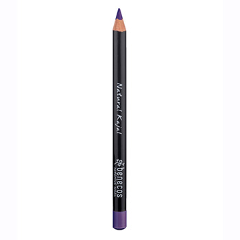 vegan + organic purple eye pencil