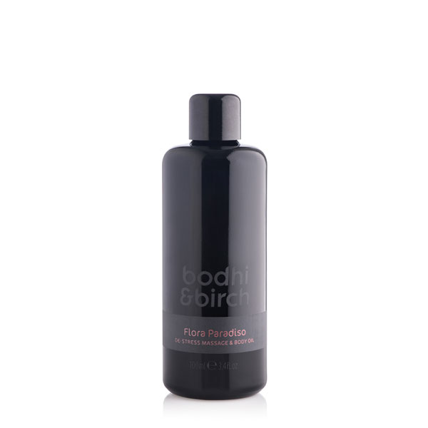 flora paradiso body oil
