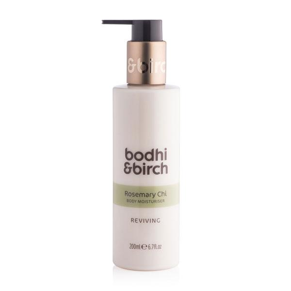 rosemary chi body moisturiser