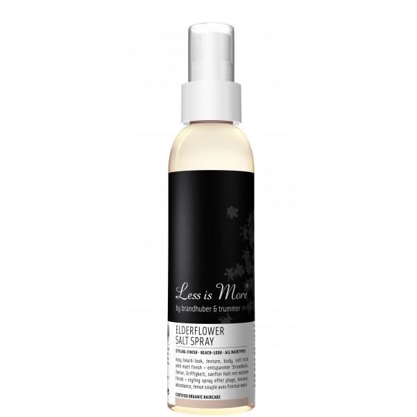 elderflower salt spray