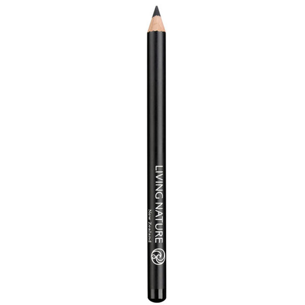 living nature- dark brown pencil- waterline