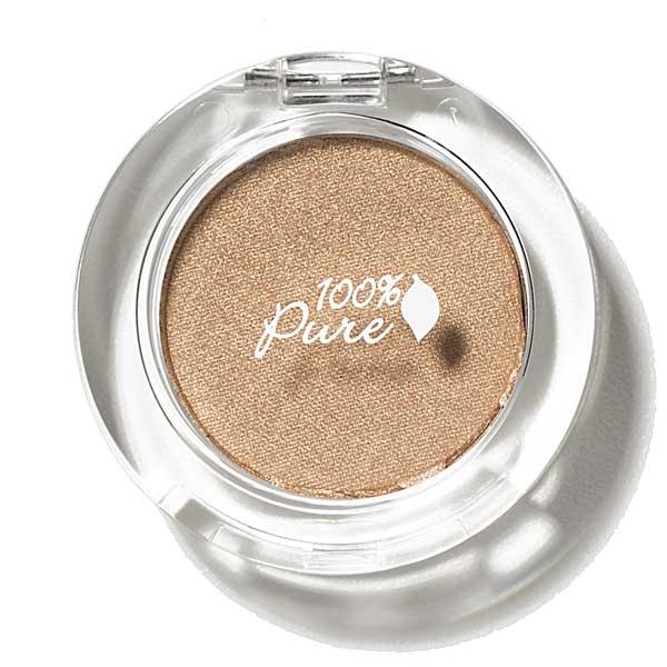 100% pure eyeshadow- gilded