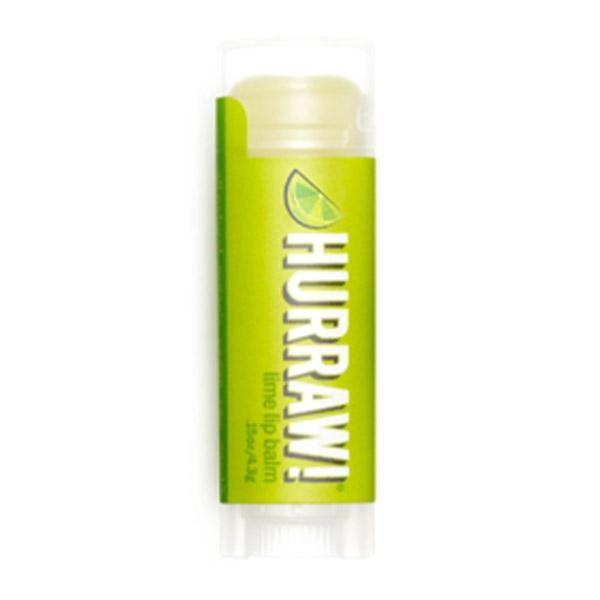 vegan + organic lip balm*