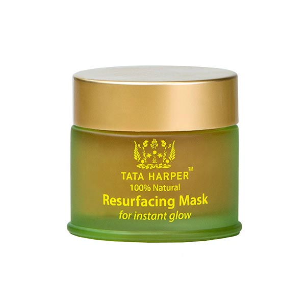 vegan + natural resurfacing mask*