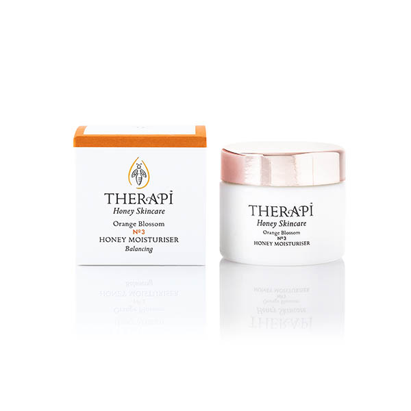 therapi orange moisturiser
