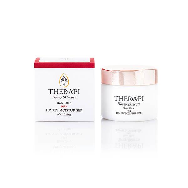 therapi rose moisturiser
