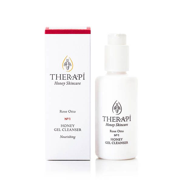 therapi rose cleanser