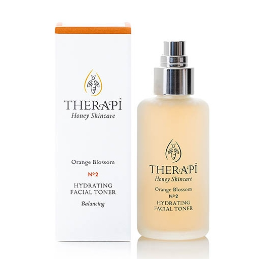 75% organic therapi orange toner