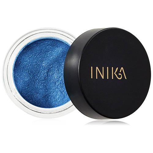 mineral eyeshadow - blue steel