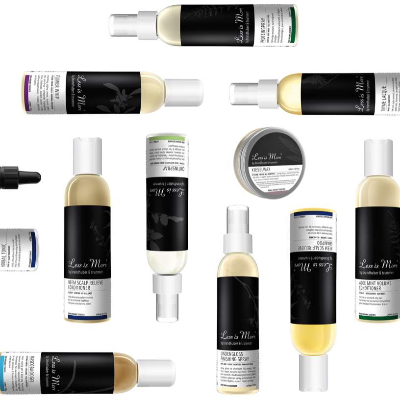 CLICK THE IMAGE TO ENTER THE LESS IS MORE HAIRCARE INSTAGRAM GIVE AWAY!