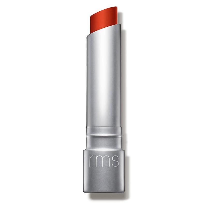 rms red organic lipstick